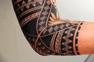 significado de los tatuajes tribales