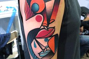 significado de los tatuajes abstractos