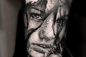 significados de los tatuajes con caras