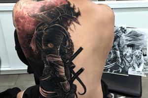 significados de los tatuajes de guerreros