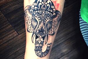 significado de los tatuajes hindues