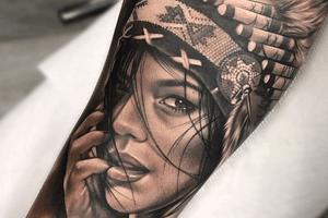 significado de los tatuajes de los nativos americanos