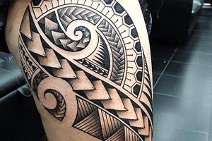 significado de los tatuajes maoríes