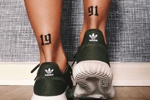 significados de los tatuajes con números