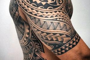 significado de los tatuajes polinésios