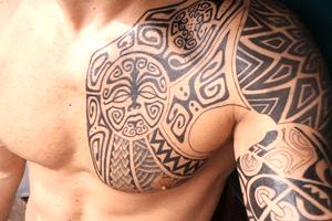 ideas para tatuajes tribales